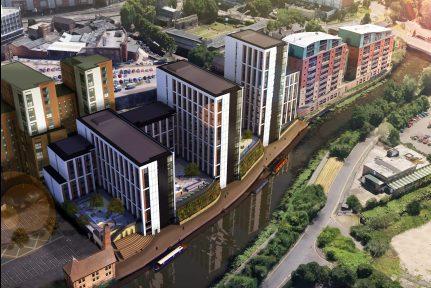 Bath Lane, Leicester Project Image