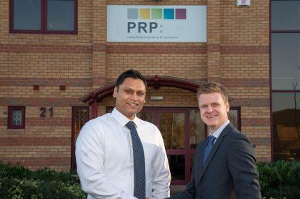 Himan Patel and James Martin